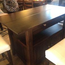 Cantina table, Urban Barn $849