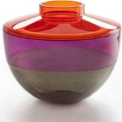 Kartell - Kartell   Shibuya Vase - Design by Christohe Pillet.