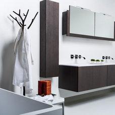Modern Bathroom Vanities And Sink Consoles by Blu Bathworks