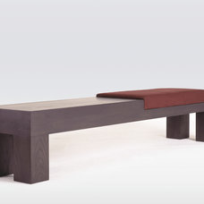 Contemporary Benches by Tomas Frenes Design Studio