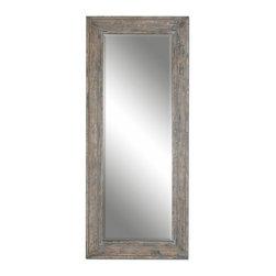 www.essentialsinside.com: missoula distressed leaner mirror - Missoula Distressed Leaner Mirror by Uttermost, available at www.essentialsinside.com