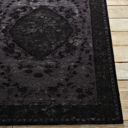 Mira Wool Rug - A wooden floor might get cold, and I bet a castle is drafty. This wool rug will add needed warmth and design.