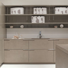 modern kitchen cabinets by Aster Cucine