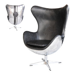 Aviator Jump Seat No:57 Spitfire Egg Chair