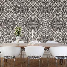 Eclectic Wallpaper by Wallpaper Worldwide