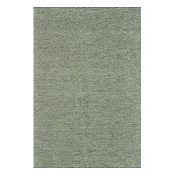 Loloi Rugs - Loloi Rugs Oakwood Stone Transitional Hand Woven Rug X-656300NS20-KOWKAO - The flatwoven Oakwood Collection is an earthy neutral that benefits from natural, dye-free wool. The handwoven rugs have an intricate speckled look, thanks to the nature of pure, fine wool. Oakwood is a sleek option that will add superior texture without pattern. It comes in Wheat, Stone, Natural, Gravel, and Dune.