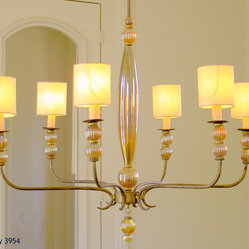 Fifi Laughlin Chandelier