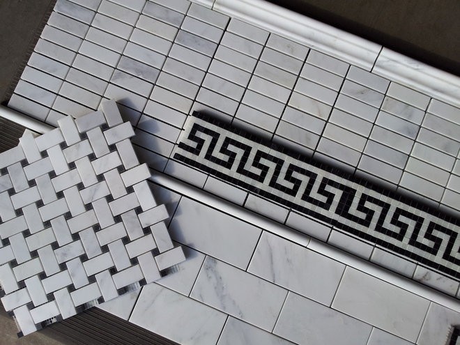 Traditional Tile by thebuilderdepot