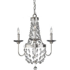 Contemporary Chandeliers by Chachkies
