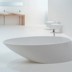 contemporary bathtubs by WS Bath Collections