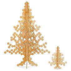 Contemporary Christmas Decorations by Modernica