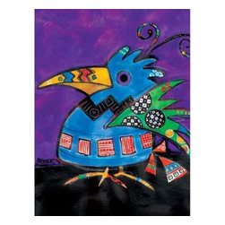 Westland - 12 x 16 Inch Multi-Colored Flannigan Canvas Wall Art Purple - This gorgeous 12 x 16 Inch Multi-Colored Flannigan Canvas Wall Art Purple has the finest details and highest quality you will find anywhere! 12 x 16 Inch Multi-Colored Flannigan Canvas Wall Art Purple is truly remarkable.