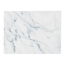 "Fox Run Craftsmen 20"" Marble Pastry Board"
