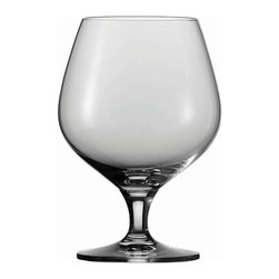 Schott Zwiesel - Schott Zwiesel Tritan Mondial Brandy Snifters - Set of 6 - 0008.133948CPD - Shop for Drinkware from Hayneedle.com! Brandy tastes better in the proper vessel and the Schott Zwiesel Tritan Mondial Brandy Snifters - Set of 6 truly delivers. High-quality Tritan crystal glass makes for a lasting sparkle that's full of elegance. These stunning glasses are dishwasher-safe for the easiest cleaning possible.About Fortessa Inc.You have Fortessa Inc. to thank for the crossover of professional tableware to the consumer market. No longer is classic high-quality tableware the sole domain of fancy restaurants only. By utilizing cutting edge technology to pioneer advanced compositions as well as reinventing traditional bone china Fortessa has paved the way to dominance in the global tableware industry.Founded in 1993 as the Great American Trading Company Inc. the company expanded its offerings to include dinnerware flatware glassware and tabletop accessories becoming a total table operation. In 2000 the company consolidated its offerings under the Fortessa name. With main headquarters in Sterling Virginia Fortessa also operates internationally and can be found wherever fine dining is appreciated. Make sure your home is one of those places by exploring Fortessa's innovative collections.