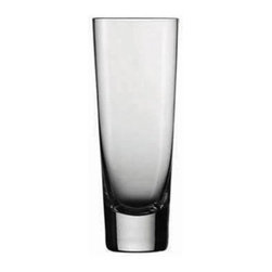 Schott Zwiesel Tritan Tossa Long Drink Glasses - Set of 6 - Sleek and stunning, the Schott Zwiesel Tritan Tossa Long Drink Glasses - Set of 6 are an instant classic. The lasting beauty of the high-quality Tritan crystal glass construction makes for unstoppable elegance. A dishwasher-safe design means quick clean up for more fun time.About Fortessa, Inc.You have Fortessa, Inc. to thank for the crossover of professional tableware to the consumer market. No longer is classic, high-quality tableware the sole domain of fancy restaurants only. By utilizing cutting edge technology to pioneer advanced compositions as well as reinventing traditional bone china, Fortessa has paved the way to dominance in the global tableware industry.Founded in 1993 as the Great American Trading Company, Inc., the company expanded its offerings to include dinnerware, flatware, glassware, and tabletop accessories, becoming a total table operation. In 2000, the company consolidated its offerings under the Fortessa name. With main headquarters in Sterling, Virginia, Fortessa also operates internationally, and can be found wherever fine dining is appreciated. Make sure your home is one of those places by exploring Fortessa's innovative collections.