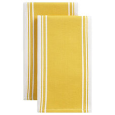 Contemporary Dishtowels by Crate&Barrel