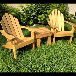 Shop craftsman outdoor chairs on houzz for Buiten patio model