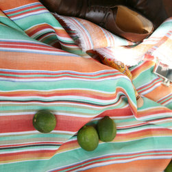 Deck Towel Linen Towel, Blanket & Throw Collection - BOUDEWIJN @ www.decktowel.com