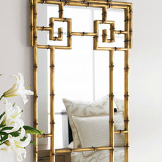 Asian Wall Mirrors by Neiman Marcus