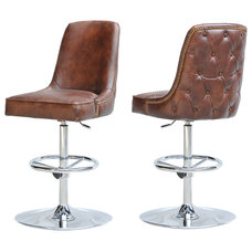 Midcentury Bar Stools And Counter Stools Hipster Swivel Barstool