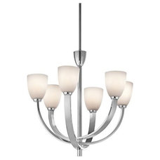 Contemporary Chandeliers by Hayneedle