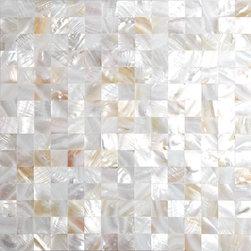 shell tile pearl mosaic tile sheet mother of pearl tiles kitchen backsplash tile - Brand Name:  FIFYH