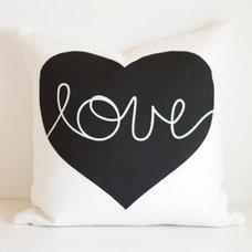 Modern Pillows by lovemaki