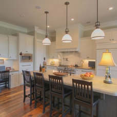Traditional Kitchen by Court Atkins Architects