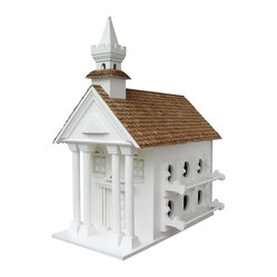 Town Hall Bird House