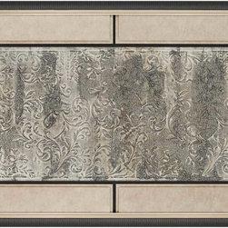 Paragon Decor - Sophisticate Artwork - Exclusive Mixed Media on Fine Art Paper