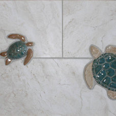 Eclectic Tile by Wet Dog Tile Co.