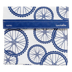 Bike Lunchskins - These reusable snack bags are easy to wash, dishwasher safe, toxin free and not to mention stylish. Seal in snacks and trinkets for summer adventures.