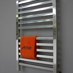 """Amba Q 2033 Quadro Towel Warmer - APPLY COUPON CODE """"EDHOUZ50"""" AT CHECKOUT. JUST OUR WAY OF SAYING THANKS."""
