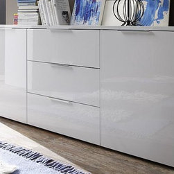 Modern Sideboard Sorento - $649.00 - Modern Sideboard Sorento. Made in Italy by LC Mobili.