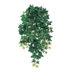Silk Plants Direct - Silk Plants Direct Sage Ivy Hanging Plant Bush (Pack of 12) - Pack of 12. Silk Plants Direct specializes in manufacturing, design and supply of the most life-like, premium quality artificial plants, trees, flowers, arrangements, topiaries and containers for home, office and commercial use. Our Sage Ivy Hanging Plant Bush includes the following: