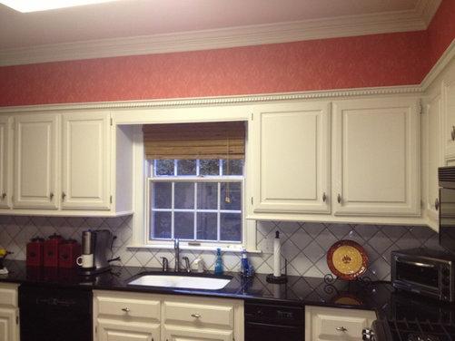 Need help with kitchen soffits - Kitchen soffit design ...