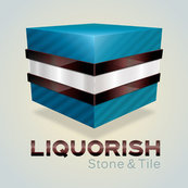 Liquorish Stone and Tile Work Logo