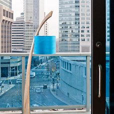Contemporary Floor Lamps by Inspired Wire Studio