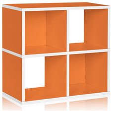 Contemporary Storage Units And Cabinets by Way Basics