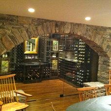 Wine Cellar by sotastone