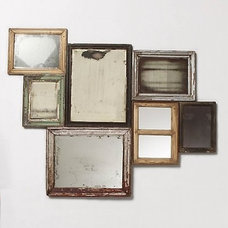 Eclectic Wall Mirrors by Anthropologie