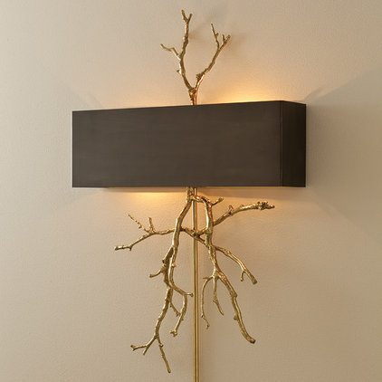 Eclectic Wall Sconces by BELLA VICI