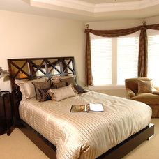 Traditional Bedroom by Barenz Builders