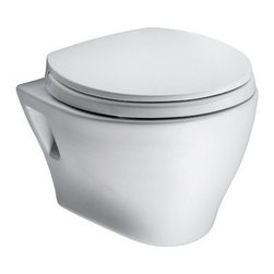 TOTO | Aquia Wall-Hung Dual-Flush Toilet -