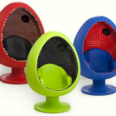 Contemporary Chairs Sound Egg Chair