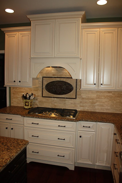 Traditional Range Hoods And Vents by Sycamore Kitchens & More
