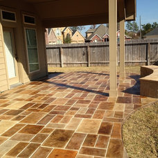 Traditional  by Western Patio Company