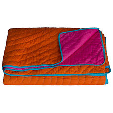 Contemporary Quilts And Quilt Sets by Rhadi Living