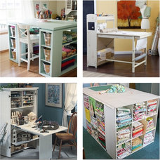 Craft and Work Table Ideas