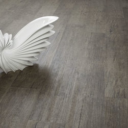 "Gofloors - Smoked Sage Vinyl Plank Flooring Sample - This is a high-quality, 12"" sample of our vinyl plank flooring."
